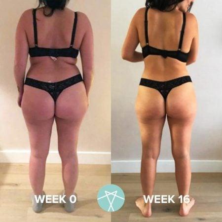 Inmiddels ben ik 16 weken bezig met Personal Body Plan en wat is er veel veranderd!