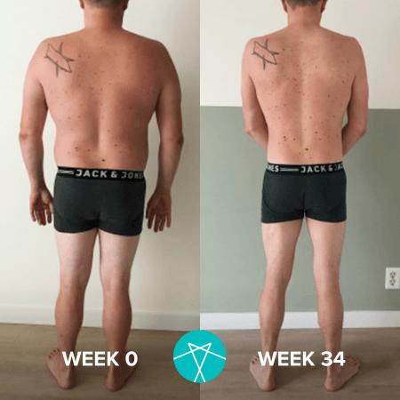 Ik ben ruim 25 kilo afgevallen en voel me stukken fitter dan voorheen